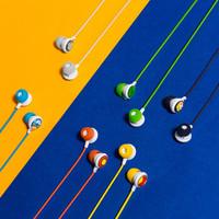 MINISO 名创优品 漫威系列  入耳式耳机 多款可选