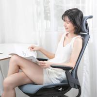 再降价:8H BY悠然1号人体工学电脑椅