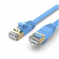鹏港 CAT7类万兆网线 扁平款 1.5米