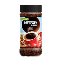 Nestlé 雀巢 醇品速溶黑咖啡 无蔗糖 100g *4件