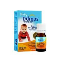 Baby Ddrops 婴儿维生素D3滴剂 400IU 90滴
