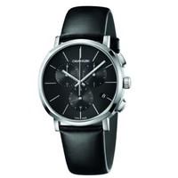 银联专享:Calvin Klein 卡尔文·克莱 Posh K8Q371C1 男士石英腕表