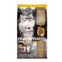 nutram 纽顿 T22 无谷低升糖系列 去骨鸡肉&火鸡肉全龄猫粮 1.5kg