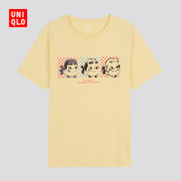 UNIQLO 优衣库 Brands Handbag 434212  印花T恤