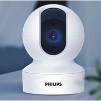 移动专享:PHILIPS 飞利浦 400w像素家用监控摄像头 64G内存卡套装