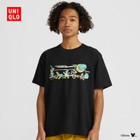 UNIQLO 优衣库 (UT) DPJ Mickey Aloha  428119 亲子印花T恤(短袖)