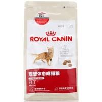 京东PLUS会员:ROYAL CANIN 皇家 FIT32 理想体态成猫粮 0.4kg *2件