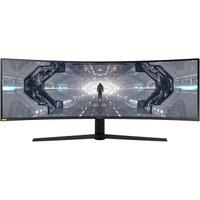 SAMSUNG 三星 玄龙骑士G9 49英寸QLED显示器(5120x1440、240Hz、1000R、HDR1000)