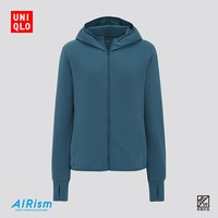 UNIQLO 优衣库 431535 女士AIRism防紫外线开衫
