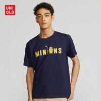 男装/女装/亲子装 (UT) Minions2 印花T恤(短袖) (小黄人) 428459