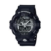 考拉海购黑卡会员:CASIO 卡西欧 G-SHOCK系列 GA-710-1A 男士手表 *2件