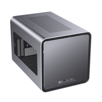 JONSBO 乔思伯 V8 机箱(240水冷/SFX-L电源)