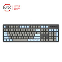 SBARDA 思巴达 KG06 机械键盘(Cherry青轴、PBT)