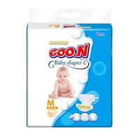 京东PLUS会员:GOO.N 大王 环贴式纸尿裤 M74片 (泰国版) *2件 +凑单品