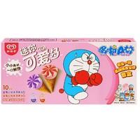 京东PLUS会员:和路雪 迷你可爱多甜筒 蓝莓草莓口味 20g*10支  *8件