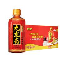 88VIP:九龙斋 古方酸梅汤酸梅汁饮料 400ml*12瓶 *4件