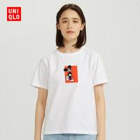 UNIQLO 优衣库 424785 印花T恤