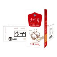 李子园 红枣牛奶 250ml*20盒 *2件