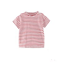 ZARA 女婴幼童条纹短袖T恤