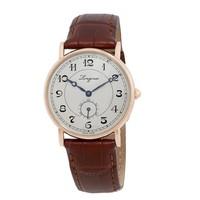 银联专享:LONGINES 浪琴 Presence 瑰丽系列 Heritage L4.767.8.73.2 中性款机械腕表