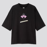 UNIQLO 优衣库 PRINCESS & VILLAINS系列 430222 印花T恤