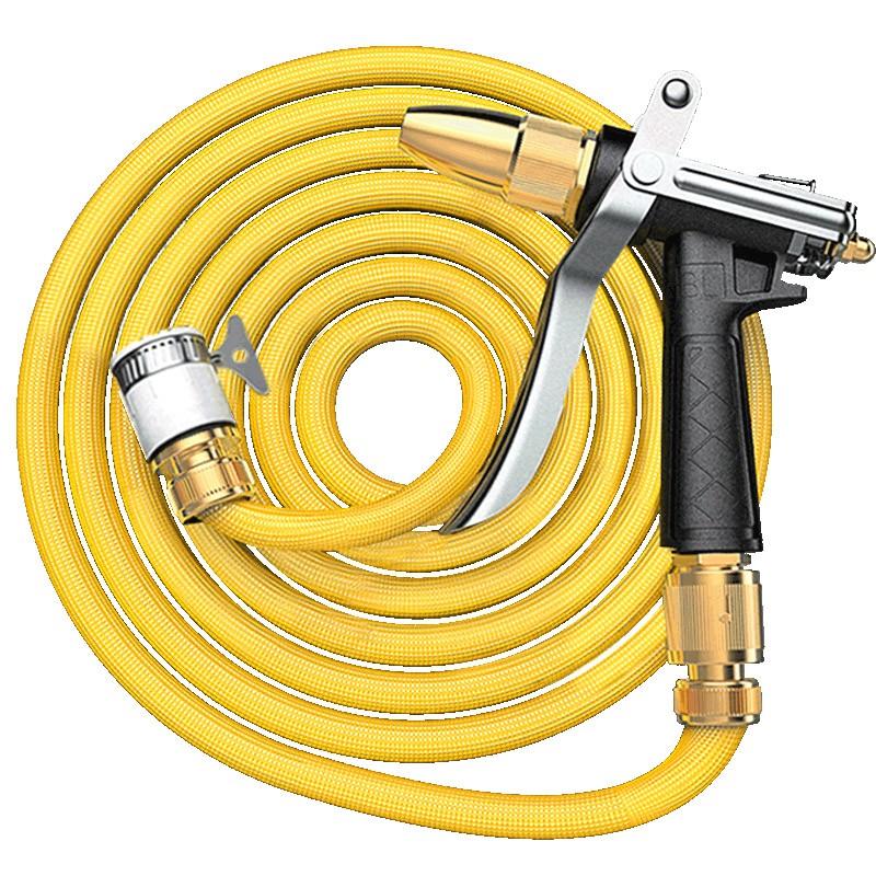 润月 高压洗车水枪 10米