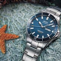 银联专享:MIDO Ocean Star 海洋之星系列 M026.430.11.041.00 男士机械腕表