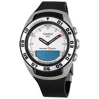 银联专享:TISSOT 天梭 Sailing Touch 系列 T056.420.27.031.00 男款触屏腕表