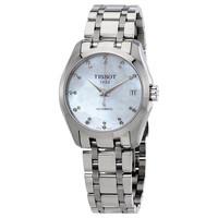 TISSOT 天梭 时尚系列 T035.207.11.116.00 女士机械腕表