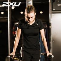 2XU  X18122193 女士运动短袖T恤