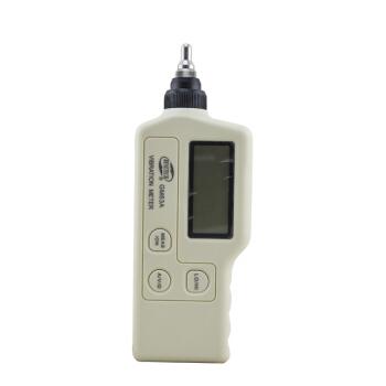 谋福(CNMF)GM63A 测振仪机械故障检测仪振动测量仪测振表便携式震动测试仪 GM63A一体式(带长短测头)