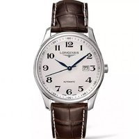 银联专享:LONGINES 浪琴 Master 名匠系列 L28934783 男士机械腕表