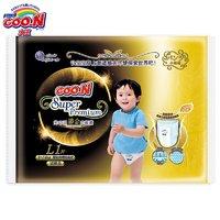 GOO.N®大王 短裤式纸尿裤 鎏金光羽系列 L1片*5