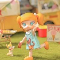 新品发售:POPMART 泡泡玛特 MOLLY系列  BJD娃娃 你今天很好看
