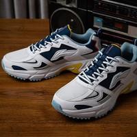 6日0点:LI-NING 李宁 ARLQ001 男子复古跑步鞋