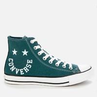 银联专享:Converse 匡威 Chuck Taylor All Star 男士高帮帆布鞋