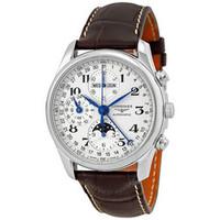 银联专享:LONGINES 浪琴 Master 名匠系列 L2.673.4.78.3 男士机械腕表