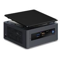 历史低价:Intel 英特尔 豆子峡谷 NUC迷你电脑主机 i7-8559U( NUC8i7BEH)