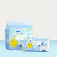 15日14点:FulCotton 棉柔世家 婴儿保湿因子柔纸巾 40抽*6包 *2件