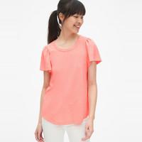 Gap 盖璞 469054 女装短袖圆领T恤