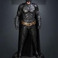 QueenStudios《蝙蝠侠:黑暗骑士》 蝙蝠侠 1/3 全身像雕像