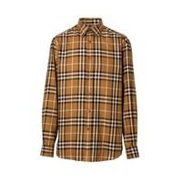 Burberry 博柏利 男士经典款法兰绒格子衬衫