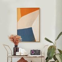 寓义 柯布西耶抽象装饰画 80*120cm