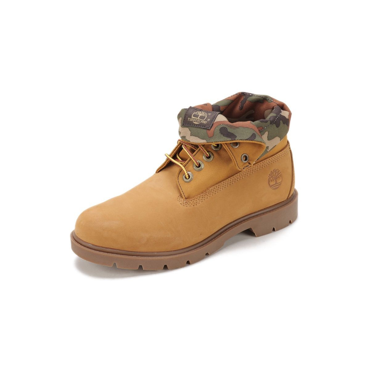 Timberland 添柏嵐 A11FVW 男士工裝短靴