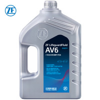 ZF 采埃孚 自动变速箱油 AV6 4L +凑单品