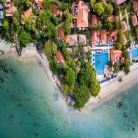 有效期至21年6月!可免费改期!泰国苏梅岛万丽度假酒店 豪华海景房2晚含早