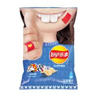 乐事薯片 香浓奶糖味 65克 *2件