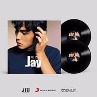 周杰伦20周年黑胶大碟LP《Jay 周杰伦》