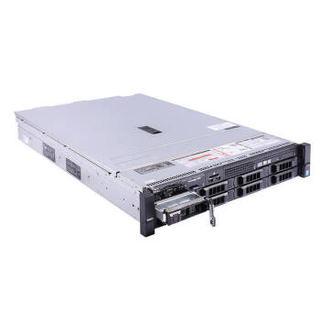 戴尔(DELL)R730机架式服务器(E5-2609V4*2/8G*2/2T SAS*2热插拔硬盘/H330/DVDRW/495W/导轨/3年上门服务)K