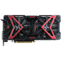 迪兰(Dataland)RX 590 GME 8G X战神 PLUS 1400/8Gbps 8GB